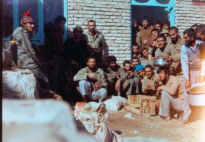 شهید غلامرضا صالحی سردار سردار شهید غلامرضا صالحی + تصاویر                                    83 300x207