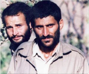 شهید غلامرضا صالحی سردار سردار شهید غلامرضا صالحی + تصاویر                                    86 300x249