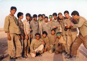 شهید غلامرضا صالحی سردار سردار شهید غلامرضا صالحی + تصاویر                                    87 300x209