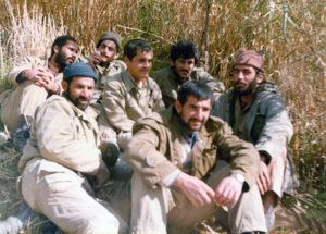 شهید غلامرضا صالحی سردار سردار شهید غلامرضا صالحی + تصاویر                                    88 300x215