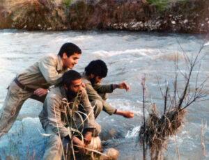شهید غلامرضا صالحی سردار سردار شهید غلامرضا صالحی + تصاویر                                    90 300x230