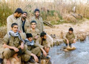 شهید غلامرضا صالحی سردار سردار شهید غلامرضا صالحی + تصاویر                                    95 300x216