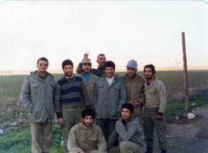 شهید غلامرضا صالحی سردار سردار شهید غلامرضا صالحی + تصاویر                                    98 300x222
