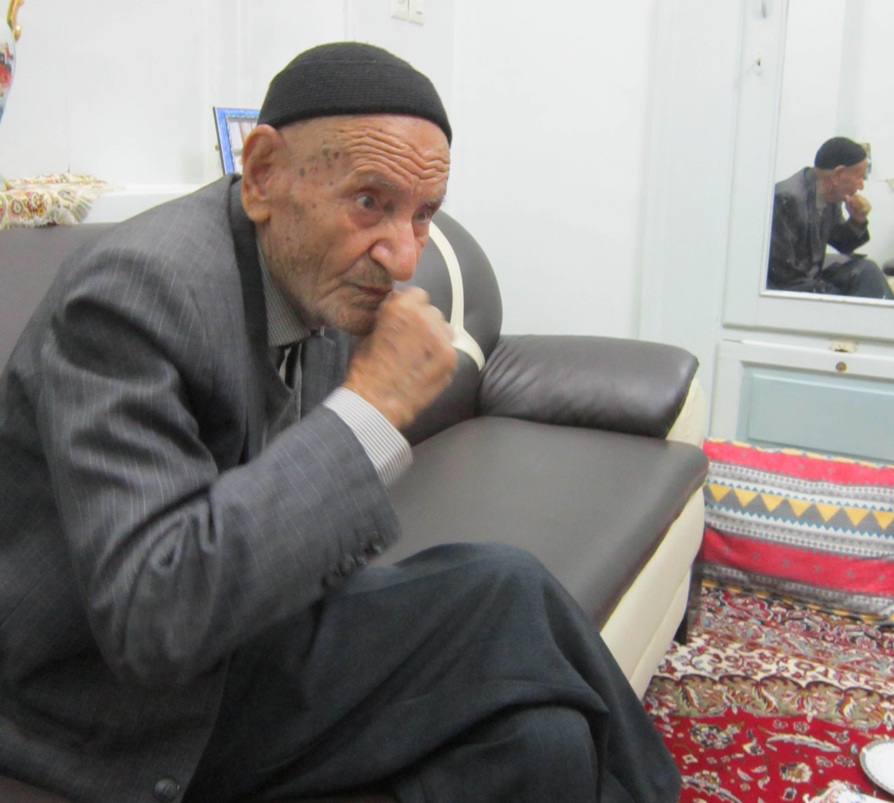 درگذشت پیش کسوت تعزیه نجف آباد و کشور+تصاویر