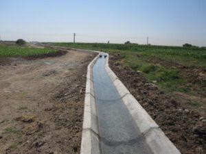 کانال آب بهره برداری بهره برداری از کانال آب نهضت آباد                 300x225