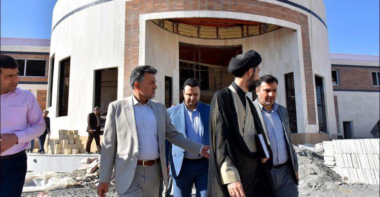 تکمیل کشتارگاه نجفآباد با هزینه۲۰ میلیاردی + تصاویر تکمیل تکمیل کشتارگاه نجفآباد با هزینه۲۰ میلیاردی + تصاویر                                  2 1 750x390