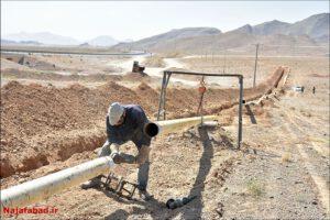 کشتارگاه تکمیل تکمیل کشتارگاه نجفآباد با هزینه۲۰ میلیاردی + تصاویر                                  2 300x200