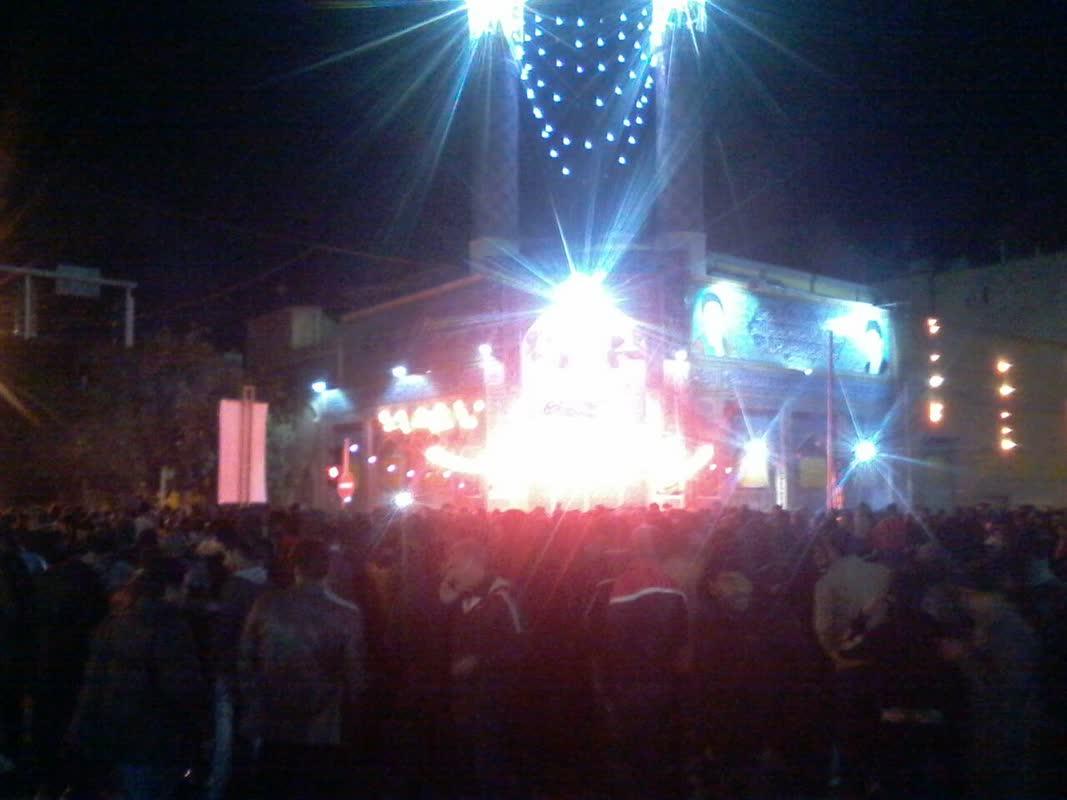 برگزاری مسالمت آمیز  اعتراض ها در نجف آباد/ میانداری زنان ثروتمند