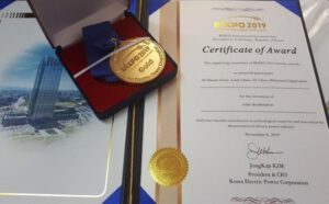 جشنواره نوآوری انرژی طلایی شدن محققان دانشگاه آزاد نجف آباد در کره جنوبی طلایی شدن محققان دانشگاه آزاد نجف آباد در کره جنوبی                300x186
