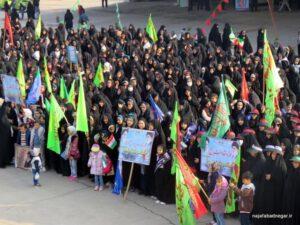 بسیجیان همایش اقتدار بسیجیان نجف آباد + تصاویر همایش اقتدار بسیجیان نجف آباد + تصاویر                                                             10 300x225