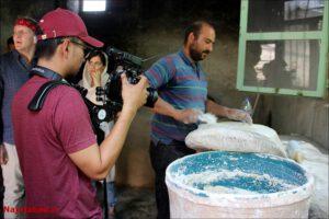 سانی ساید تیستر آمریکایی در نجف آباد شگفتی شگفتی تیستر آمریکایی از غذاهای سنتی نجف آباد + فیلم و تصاویر 1566196622 O7pV8 300x200