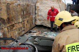 تصادف در نجف آباد تصادف وحشتناک و مرگبار در جاده نجف آباد به تیران+ تصاویر تصادف وحشتناک و مرگبار در جاده نجف آباد به تیران+ تصاویر 1574485344 Y3gP2 300x200