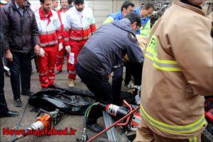 تصادف در نجف آباد تصادف وحشتناک و مرگبار در جاده نجف آباد به تیران+ تصاویر تصادف وحشتناک و مرگبار در جاده نجف آباد به تیران+ تصاویر 1574485353 C7aV8 300x200