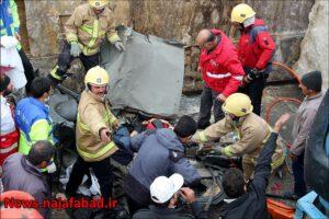 تصادف در نجف آباد تصادف وحشتناک و مرگبار در جاده نجف آباد به تیران+ تصاویر تصادف وحشتناک و مرگبار در جاده نجف آباد به تیران+ تصاویر 1574485359 S9dE8 300x200