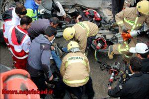 آتش نشانی نجف آباد تصادف وحشتناک و مرگبار در جاده نجف آباد به تیران+ تصاویر تصادف وحشتناک و مرگبار در جاده نجف آباد به تیران+ تصاویر 1574485361 G0jA0 300x200