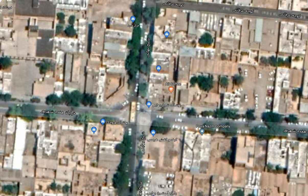انتقاد شهروندی از ترافیک عمرانی شهرداری نجف آباد + پاسخ مسئولان