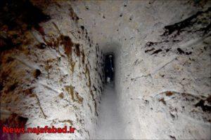 حفر قنات و چاه جذبی استفاده از مزیت قنات در دفع روان آبهای نجف آباد استفاده از مزیت قنات در دفع روان آبهای نجف آباد + تصاویر و فیلم                           2 300x200