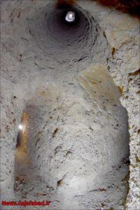 حفر قنات و چاه جذبی استفاده از مزیت قنات در دفع روان آبهای نجف آباد استفاده از مزیت قنات در دفع روان آبهای نجف آباد + تصاویر و فیلم                           3 200x300