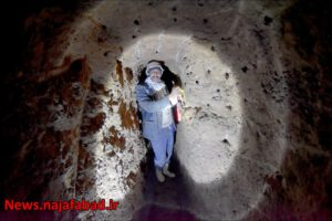 حفر قنات و چاه جذبی استفاده از مزیت قنات در دفع روان آبهای نجف آباد استفاده از مزیت قنات در دفع روان آبهای نجف آباد + تصاویر و فیلم                           300x200