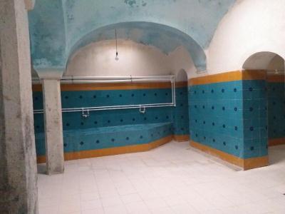 مرمت حمام تاریخی نجف آباد با هزینه ۱۰۰ میلیونی