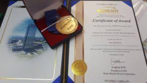 آبگرم کن خورشیدی درخشش محققان دانشگاه آزاد نجفآباد در جشنواره بینالمللی کره جنوبی درخشش محققان دانشگاه آزاد نجفآباد در جشنواره بینالمللی کره جنوبی                               2 300x169