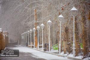بارش برف در نجف آباد کاهش بارندگی ها در نجف آباد + تصاویر بارش برف کاهش بارندگی ها در نجف آباد + تصاویر بارش برف                                      10 300x200
