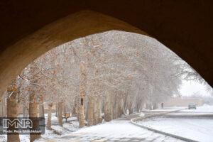 بارش برف در نجف آباد کاهش بارندگی ها در نجف آباد + تصاویر بارش برف کاهش بارندگی ها در نجف آباد + تصاویر بارش برف                                      8 300x200