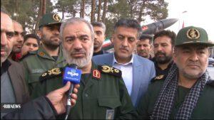 علی فدوی جواب ایران به آمریکا بی سابقه بود جواب ایران به آمریکا بی سابقه بود                 300x169
