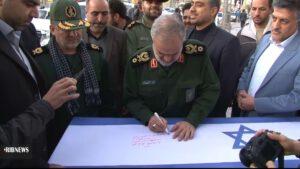علی فدوی جواب ایران به آمریکا بی سابقه بود جواب ایران به آمریکا بی سابقه بود                  2 300x169