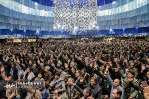 مراسم سردار سلیمانی جواب ایران به آمریکا بی سابقه بود جواب ایران به آمریکا بی سابقه بود IMG 1798 300x200