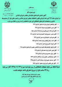اسامی نامزدهای انتخابات مجلس در نجف آباد نتیجه انتخابات مجلس یازدهم در نجف آباد نتیجه انتخابات مجلس یازدهم در نجف آباد                                              214x300