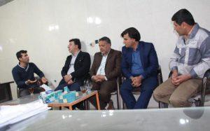 بیمارستان شهید محمد منتظری توضیحات شبکه بهداشت نجف آباد در مورد جابه جایی بیماران کرونایی توضیحات شبکه بهداشت نجف آباد در مورد جابه جایی بیماران کرونایی                                                  3 300x187