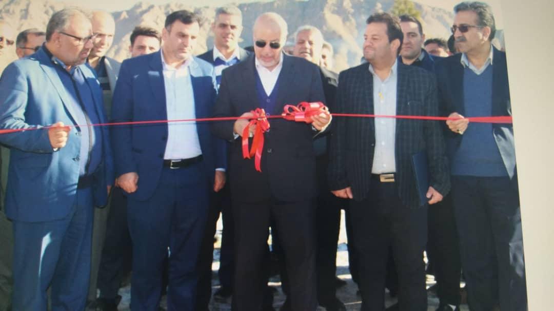 افتتاح رسمی شرکت پتروپالایش در دهق