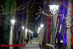 بیشه نجف آباد نور و رنگ در بیشه نجف آباد+تصاویر نور و رنگ در بیشه نجف آباد+تصاویر 1582193851 O0wL3 300x200