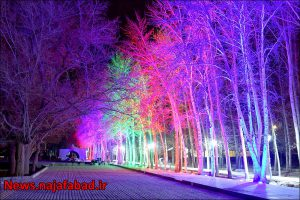 بیشه نجف آباد نور و رنگ در بیشه نجف آباد+تصاویر نور و رنگ در بیشه نجف آباد+تصاویر 1582193852 J8iI8 300x200
