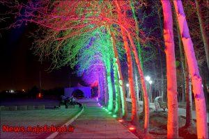 بیشه نجف آباد نور و رنگ در بیشه نجف آباد+تصاویر نور و رنگ در بیشه نجف آباد+تصاویر 1582193854 H8lW7 300x200