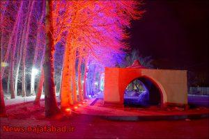 بیشه نجف آباد نور و رنگ در بیشه نجف آباد+تصاویر نور و رنگ در بیشه نجف آباد+تصاویر 1582193857 H4fP7 300x200