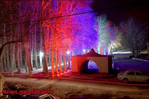 بیشه نجف آباد نور و رنگ در بیشه نجف آباد+تصاویر نور و رنگ در بیشه نجف آباد+تصاویر 1582193858 C4fA8 300x200