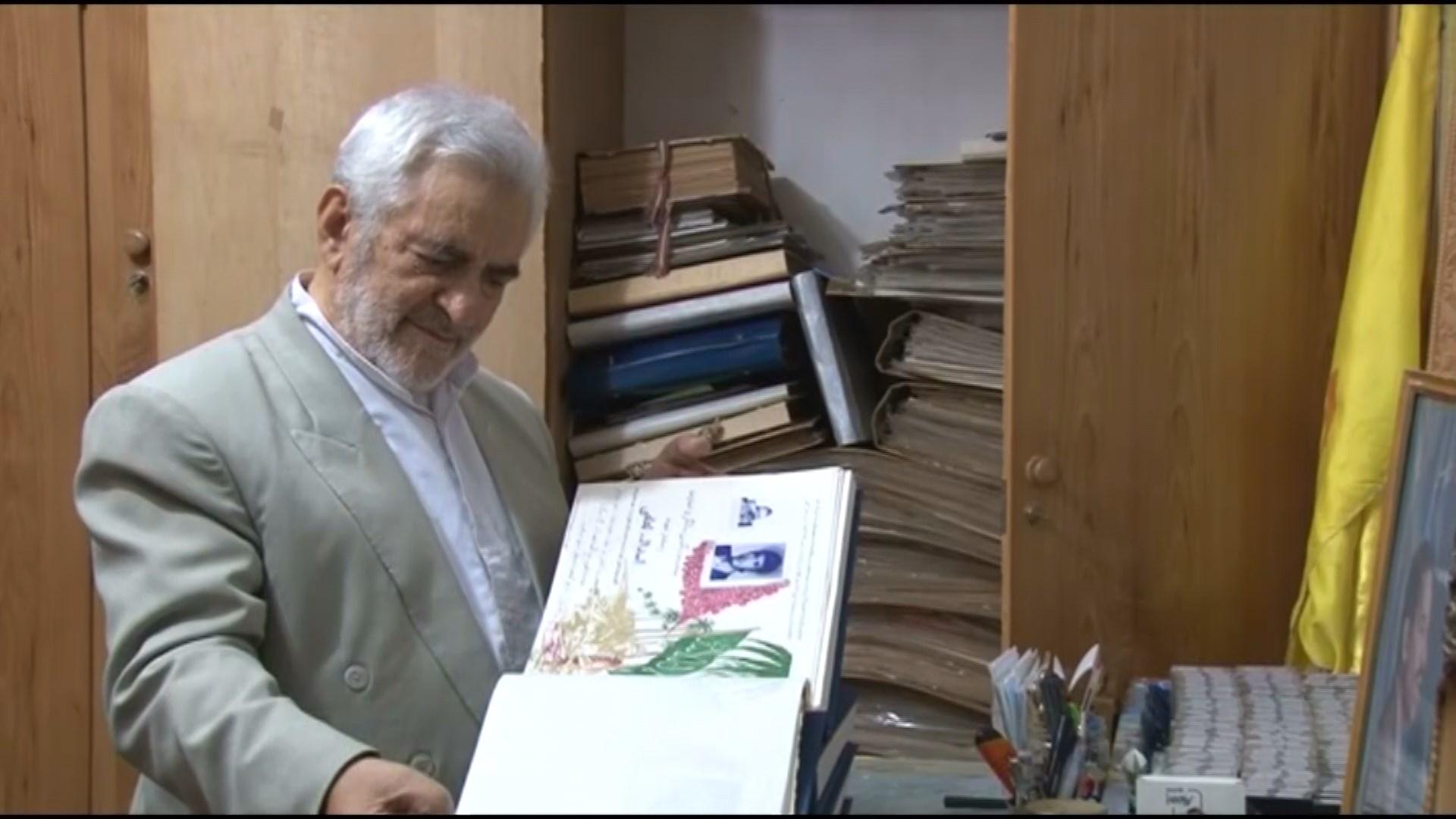 نقش قدیمی ترین چاپخانه نجف آباد در انقلاب+فیلم و تصاویر