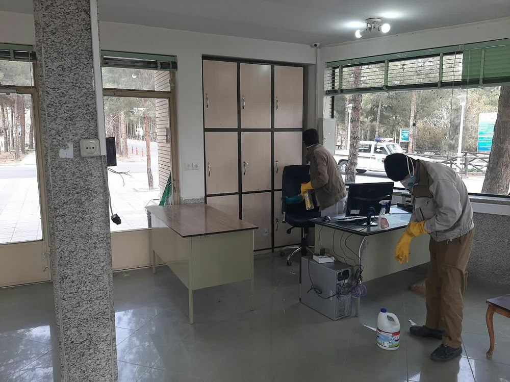 کرونا در دانشگاه آزاد نجف آباد اقدامات کرونایی دانشگاه آزاد اسلامی نجفآباد+تصاویر اقدامات کرونایی دانشگاه آزاد اسلامی نجفآباد+تصاویر 637183193597617997 lg