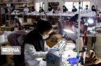 تولید روزانه هزار عدد ماسک در سمای نجفآباد