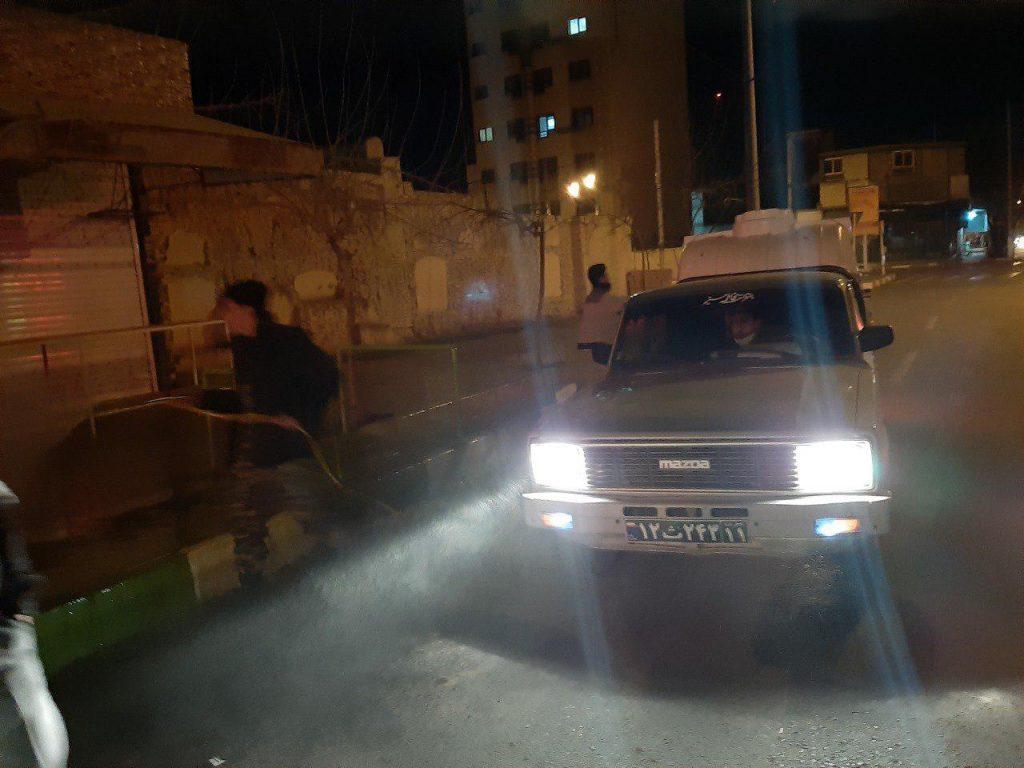 ضدعفونی معابر شهر و ایست و بازرسی توسط حوزه 3 مقاومت بسیج امام حسین ادامه غربالگری در ورودی های نجف آباد+تصاویر ادامه غربالگری در ورودی های نجف آباد+تصاویر         3 1024x768