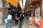 بستن بازار و مغازه های نجف آباد، راهکار نیست