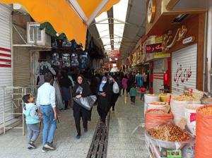 بازار نجف آباد ادامه بیتفاوتیها و نگرانی از شیوع کرونا در نجفآباد+ تصاویر ادامه بیتفاوتیها و نگرانی از شیوع کرونا در نجفآباد+ تصاویر 13981218000532 Test NewPhotoFree 300x224