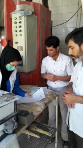 بازرسی شبکه بهداشت نجف آباد تشدید و تداوم بازرسی های بهداشتی در نجف آباد+تصاویر تشدید و تداوم بازرسی های بهداشتی در نجف آباد+تصاویر photo                                   3 169x300