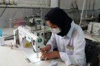 تولید روزانه ۵هزار ماسک در دانشکده سمیه نجف آباد+فیلم
