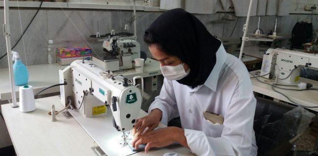 تولید روزانه ۵هزار ماسک در دانشکده سمیه نجف آباد+فیلم تولید روزانه ۵هزار ماسک در دانشکده سمیه نجف آباد+فیلم تولید روزانه ۵هزار ماسک در دانشکده سمیه نجف آباد+فیلم photo                                   650x320
