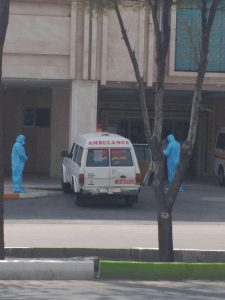 ورود بیمار به بیمارستان شهید منتظری نجف آباد پاسخ بیمارستان نجف آباد به دغدغه کرونایی یک شهروند+تصاویر پاسخ بیمارستان نجف آباد به دغدغه کرونایی یک شهروند+تصاویر photo                                   225x300