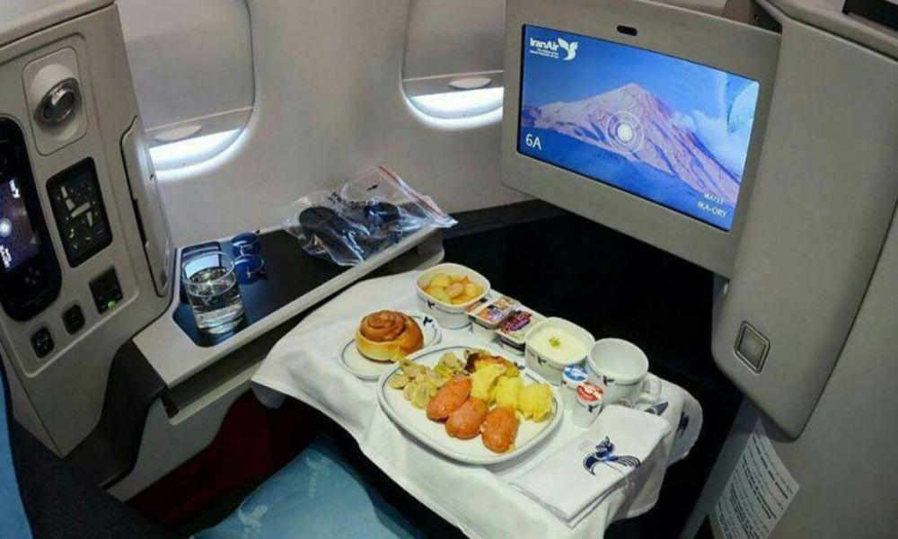 غذای هواپیما خوشمزهترین ایرلاینهای ایرانی را بشناسید خوشمزهترین ایرلاینهای ایرانی را بشناسید photo 2020 03 03 15 35 00