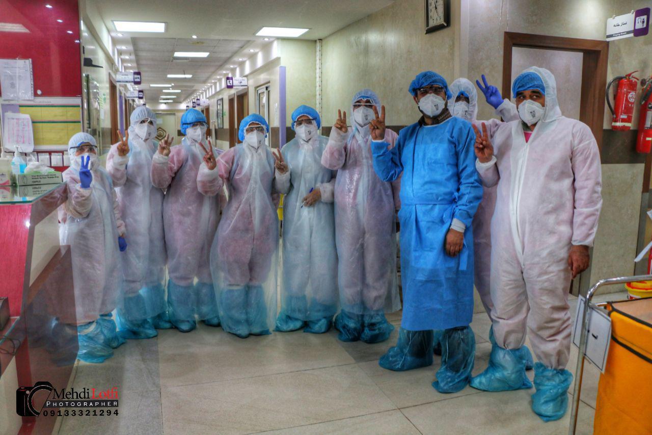 قرنطینه کرونا در نجف آباد photo 2020 03 11 05 21 55